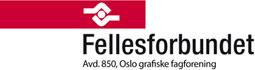 Oslo grafiske fagforening Logo